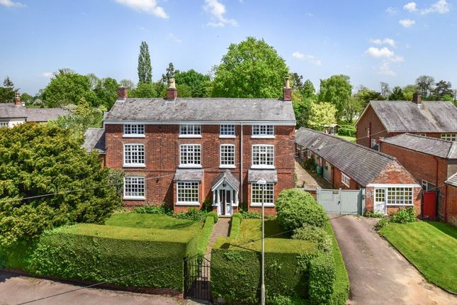 Thumbnail Detached house for sale in The Green, Bitteswell, Lutterworth
