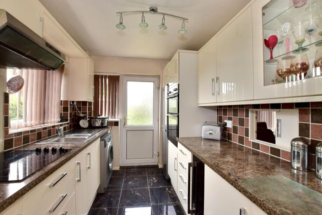 Thumbnail Semi-detached house to rent in Evans Road, Willesborough, Ashford