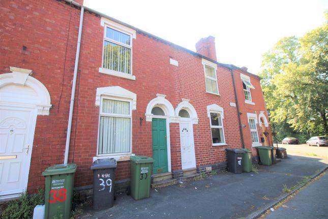 Thumbnail Terraced house to rent in Cobden Street, Kidderminster