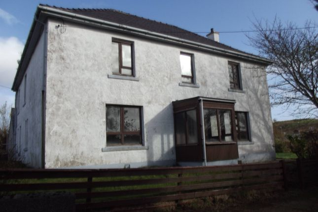 Thumbnail Semi-detached house for sale in Gravir, South Lochs