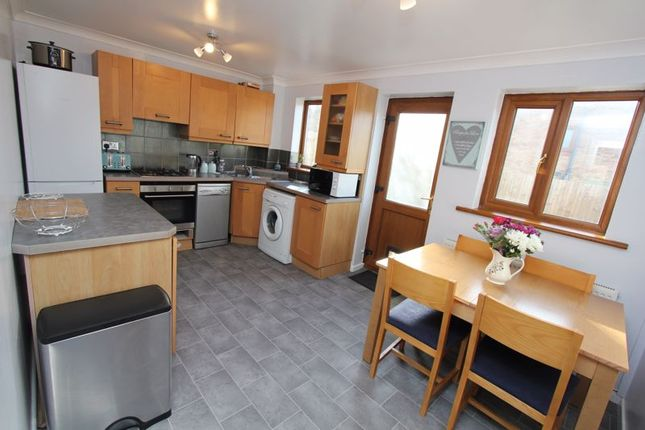 Kitchen/Diner of Fonmon Park Road, Rhoose, Barry CF62