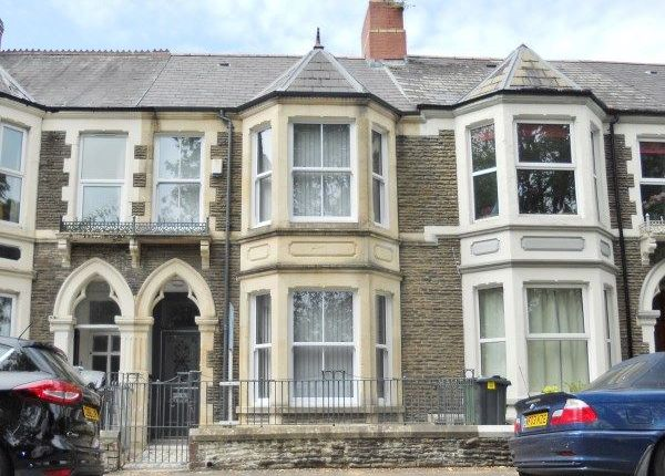 Thumbnail Terraced house for sale in Clun Terrace, Cathays, Cardiff