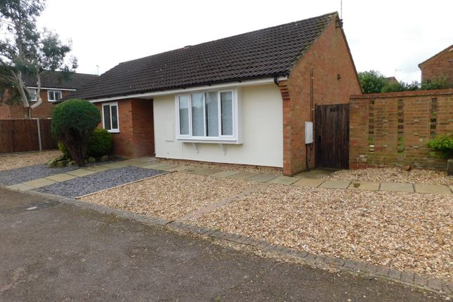 Detached bungalow for sale in Kipling Way, Stowmarket