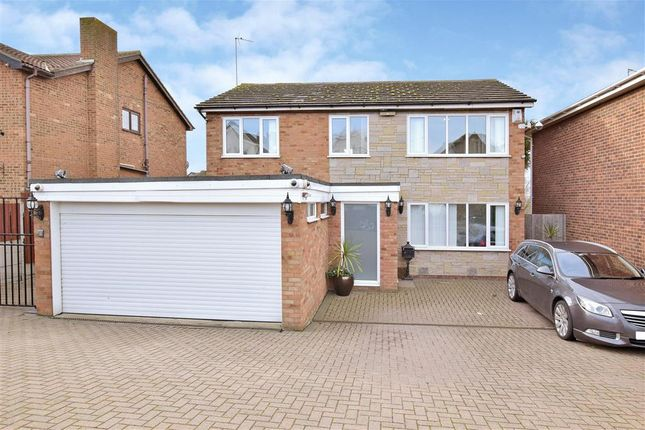 5 bed detached house for sale in Southsea Avenue, Minster On Sea, Sheerness, Kent