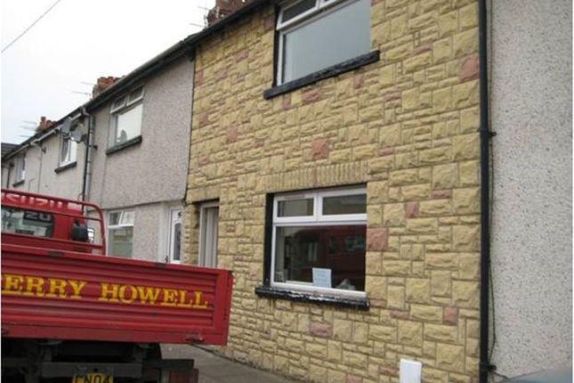 Thumbnail Property to rent in William Street, Tir-Y-Berth, Hengoed