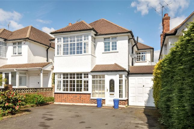 4 bed detached house for sale in Swakeleys Road, Ickenham, Middlesex