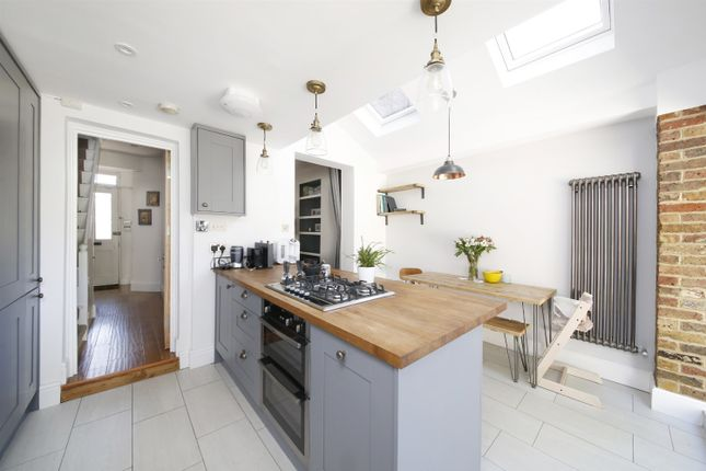Thumbnail End terrace house for sale in Trenholme Road, Penge