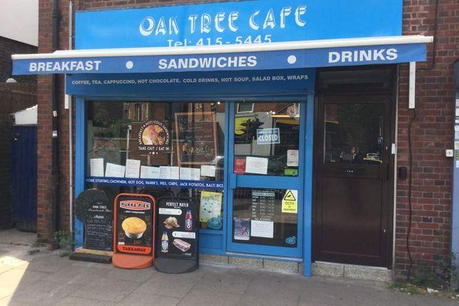 Thumbnail Restaurant/cafe for sale in Oak Tree Lane, Selly Oak, Birmingham