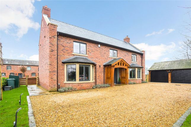 Thumbnail Detached house to rent in Yatehouse Lane, Byley, Middlewich, Cheshire