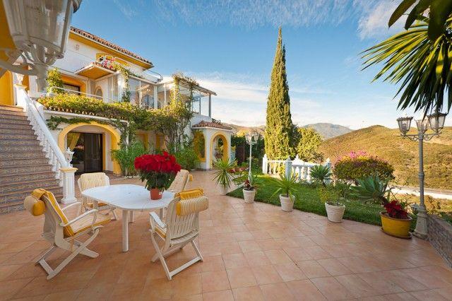 Villa And Garden of Spain, Málaga, Marbella, Nueva Andalucía