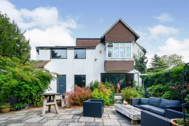 Detached house for sale in Shirley Drive, Hove