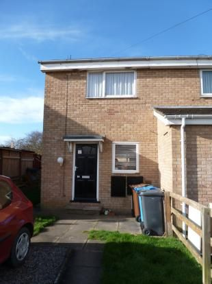 Thumbnail Terraced house to rent in Nairn Close, Hull