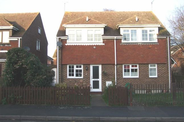 2 bed semi-detached house to rent in Walter Burke Avenue, Wouldham, Rochester