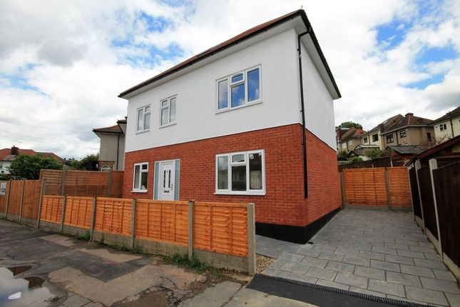 Thumbnail Detached house to rent in Clockhouse Lane, Collier Row, Romford