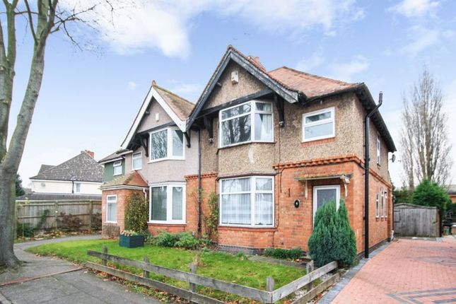 3 bed semi-detached house for sale in Binley Avenue, Binley, Coventry