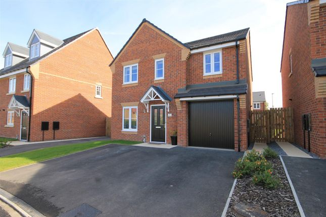 Thumbnail Detached house for sale in Portland Road, Brompton, Northallerton