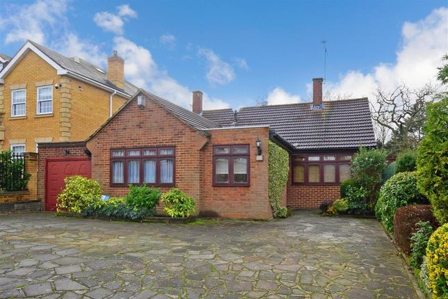 Thumbnail Detached bungalow for sale in Tomswood Road, Chigwell, Essex