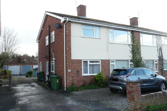 Thumbnail Flat to rent in Pilley Road, Hereford