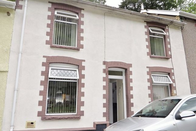 Thumbnail Terraced house for sale in Hafodarthen Road, Llanhilleth, Abertillery