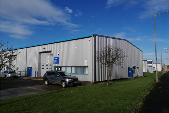 Thumbnail Light industrial to let in Unit 5 Almond Court, Middlefield Industrial Estate, Falkirk