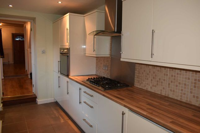 Thumbnail End terrace house to rent in Radstock Road, Midsomer Norton, Radstock