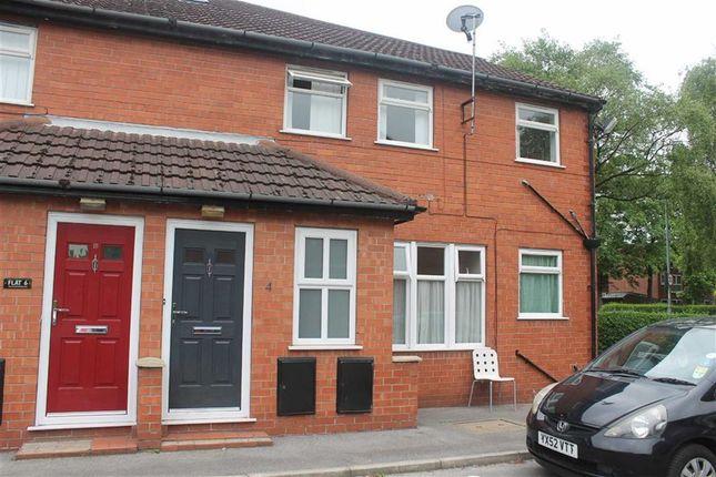 Thumbnail Flat for sale in Slade Lane, Levenshulme, Manchester