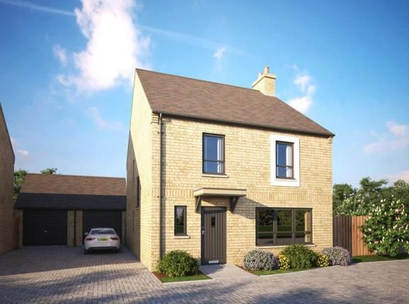 Thumbnail Detached house for sale in Peterborough Road, Farcet