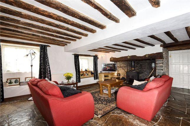 Sitting Room of Pitney, Langport, Somerset TA10