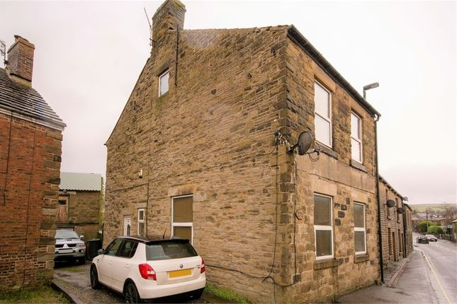 Thumbnail End terrace house for sale in Market Street, Chapel-En-Le-Frith, High Peak, Derbyshire