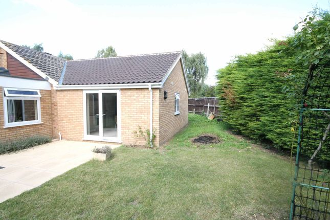 Thumbnail Bungalow to rent in Blackhall Road, Cambridge