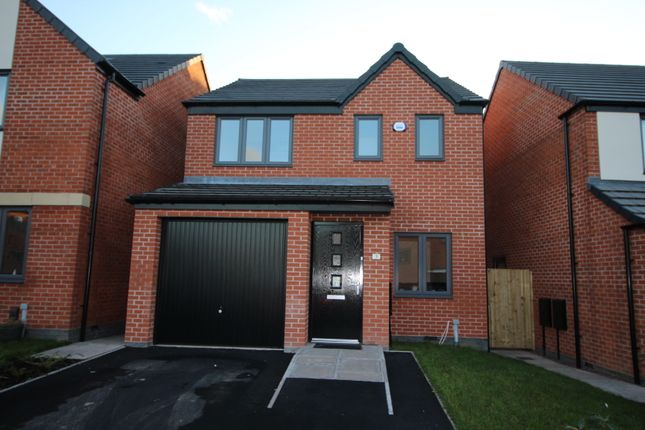 Thumbnail Detached house for sale in Macon Grove, Akron Gate, Wolverhampton