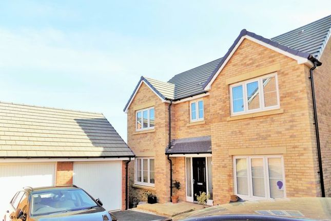 Thumbnail Detached house for sale in Harlech Road, Cardiff