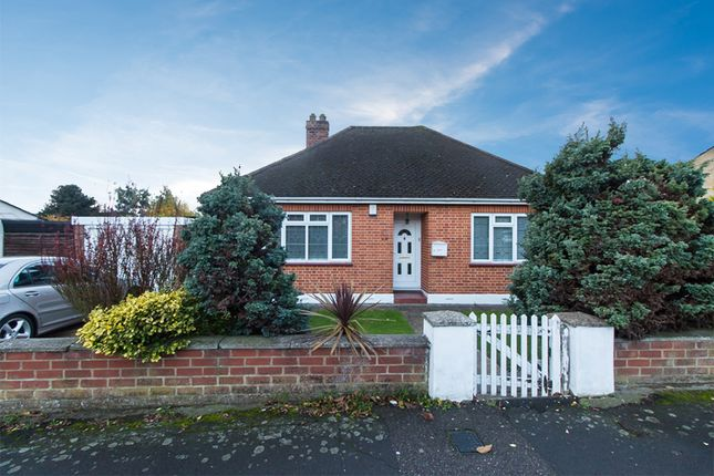 Thumbnail Detached bungalow for sale in Common Lane, Thundersley