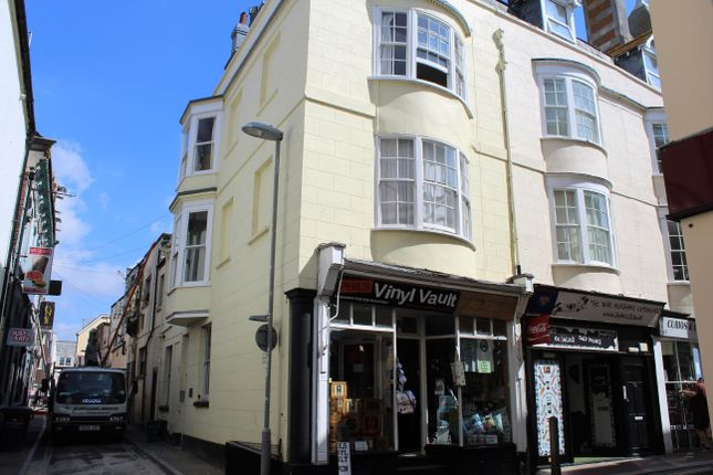 Thumbnail Flat for sale in Bond Street, Weymouth