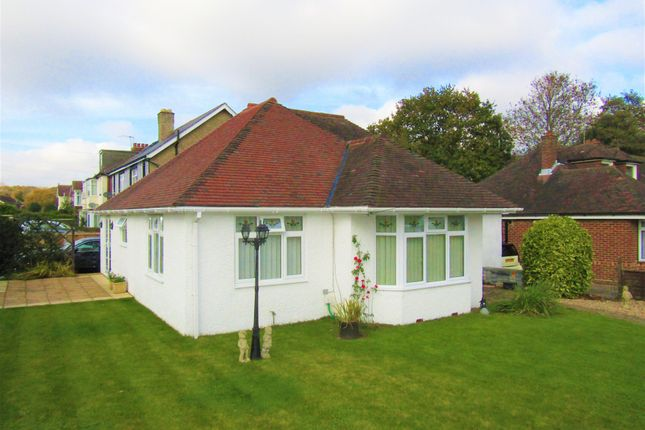 Thumbnail Detached bungalow for sale in Park Avenue, Waterlooville, Hampshire