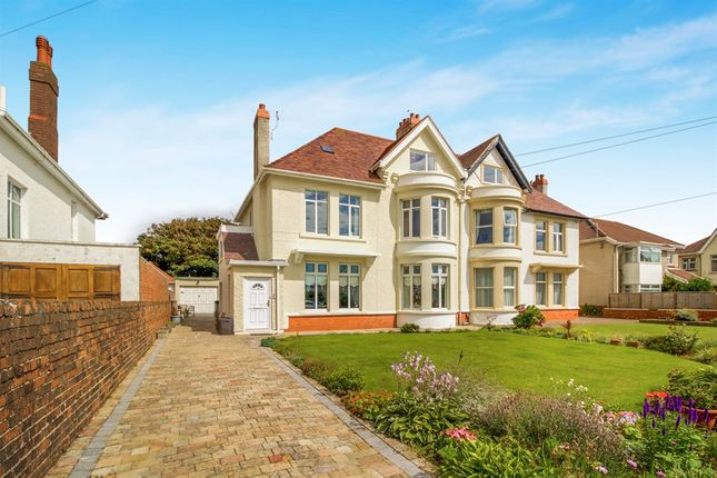 Thumbnail Flat for sale in Lougher Gardens, Porthcawl