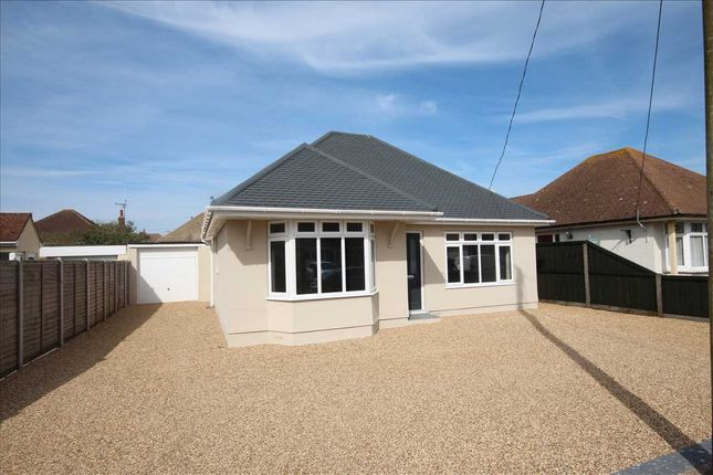 Thumbnail Bungalow for sale in Beatrice Road, Walton On The Naze