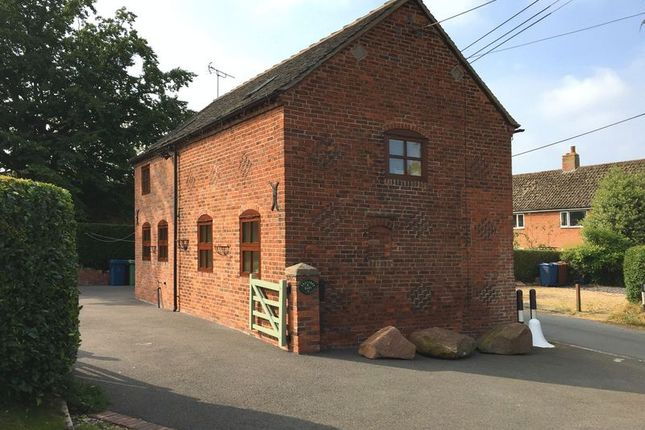 Detached house for sale in Moddershall, Stone, Staffordshire