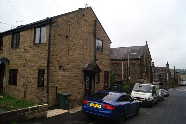 Thumbnail Flat for sale in Gordon Street, Crossroads, West Yorkshire