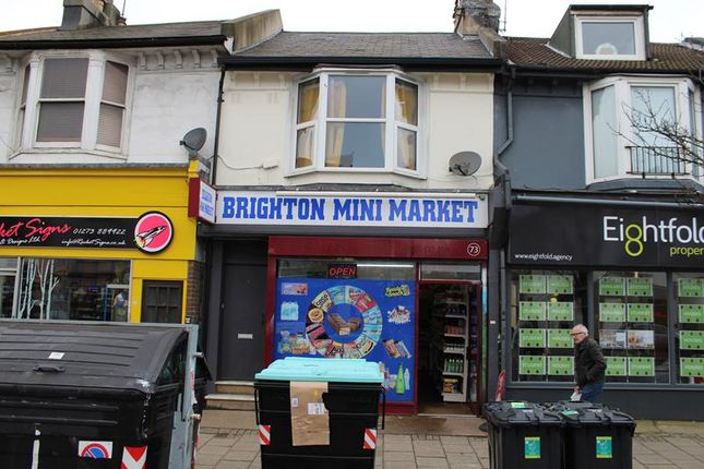 Thumbnail Commercial property for sale in Lewes Road, Brighton