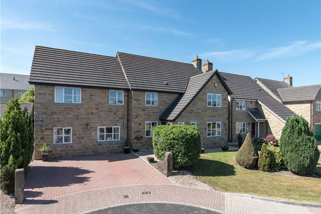 Thumbnail Detached house for sale in Robin Drive, Steeton, Keighley, West Yorkshire