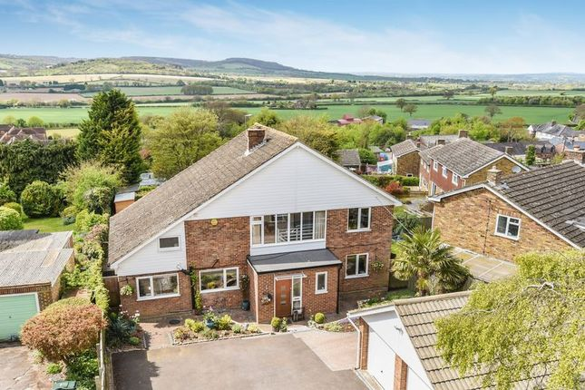 4 bed detached house for sale in Foundry Lane, Loosley Row, Princes Risborough