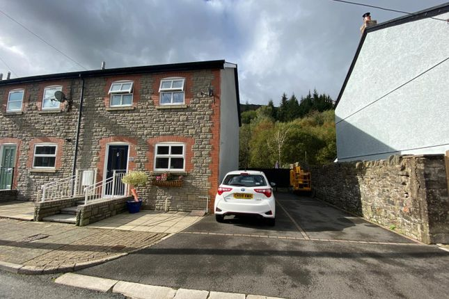 Thumbnail End terrace house for sale in Brook Street, Blaenrhondda