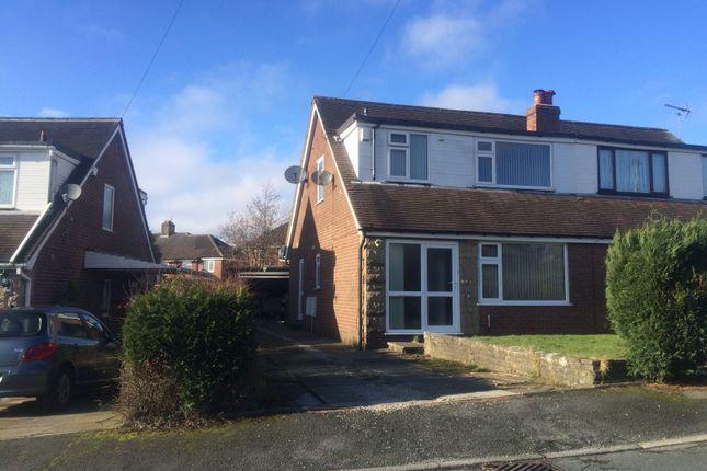 Thumbnail Semi-detached house to rent in Pickering Fold, Blackburn