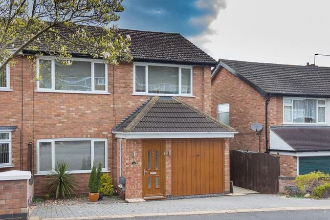 Thumbnail Semi-detached house to rent in Ferney Hill Avenue, Batchley, Redditch