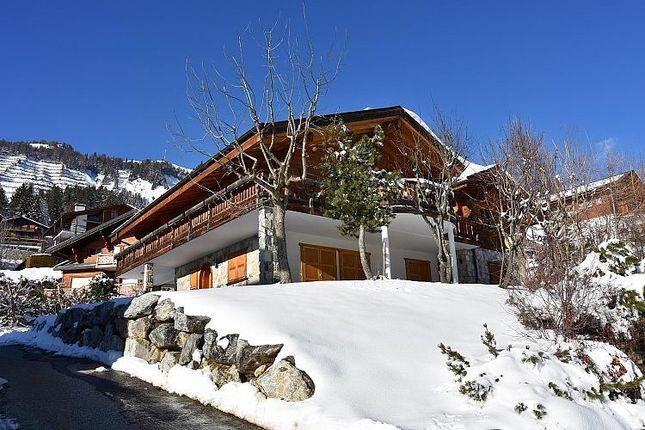 Thumbnail Property for sale in Chalet Verite, Anzère, Valais, Switzerland