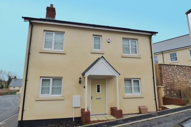 Thumbnail Detached house for sale in Charles Road, Kingskerswell, Newton Abbot