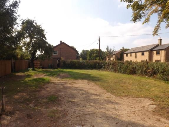 Land for sale in Stonely Road, Easton, Huntingdon, Cambridgeshire