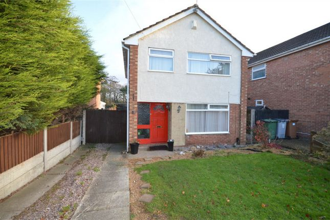 Thumbnail Detached house for sale in Pickmere Drive, Eastham, Merseyside