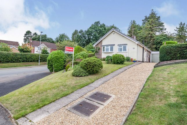 2 bed detached bungalow for sale in The Glebelands, Great Glen, Leicester LE8
